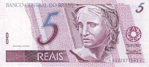 Brazilian Real