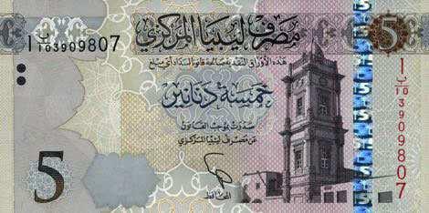 Libyan Dinar