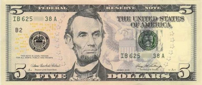 The United States Dollar